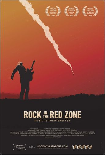 Rock in the Red Zone Poster