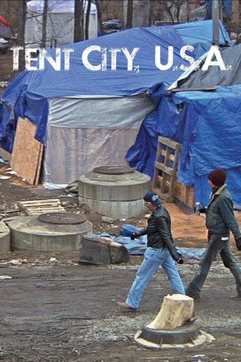 Tent City, U.S.A Poster