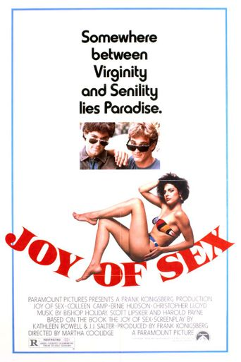 Joy of Sex Poster