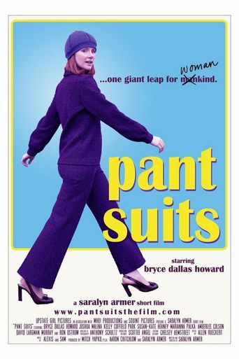 Pant Suits Poster