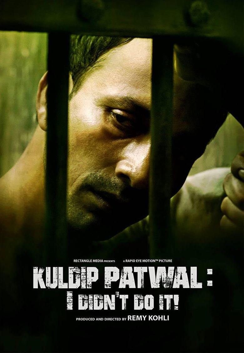 Kuldip Patwal: I Didn't Do It! Poster