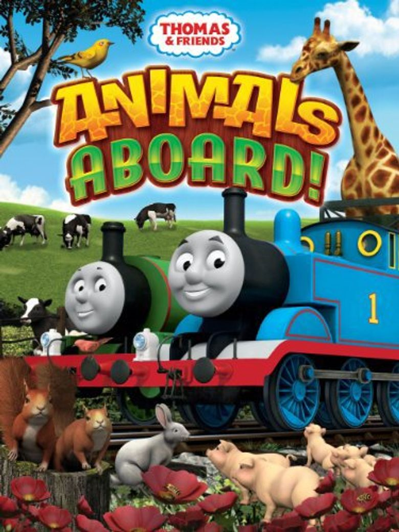 Watch Thomas & Friends: Animals Aboard!