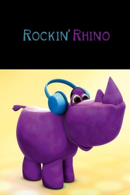 Rockin' Rhino Poster
