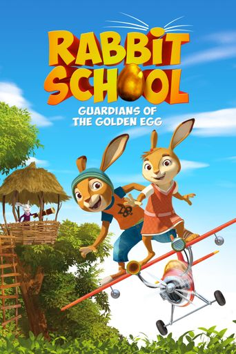 Rabbit School Poster
