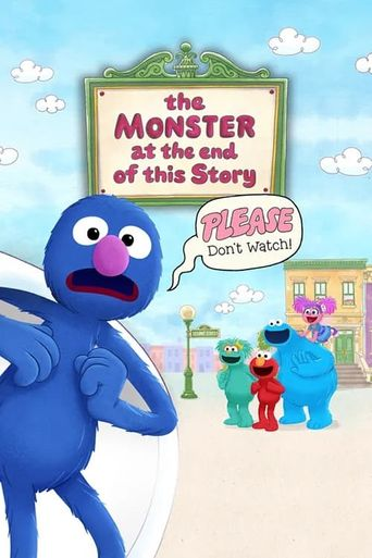 The Monster at the End of This Story Poster