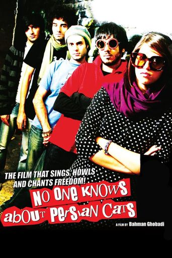 No One Knows About Persian Cats Poster