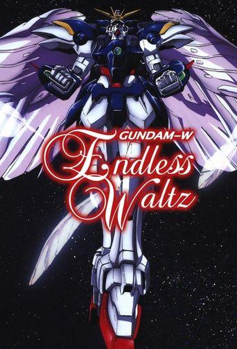 Gundam Wing: Endless Waltz Poster