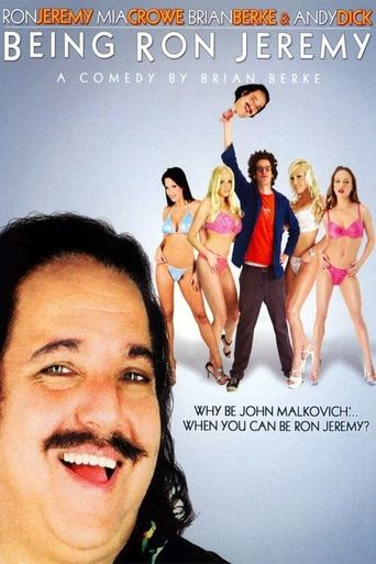 Being Ron Jeremy Poster