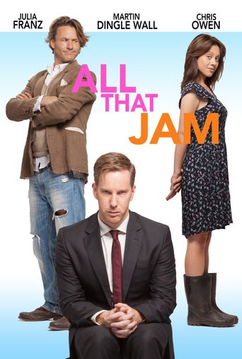 All That Jam Poster