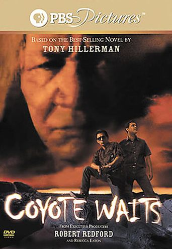 American Mystery! Coyote Waits Poster