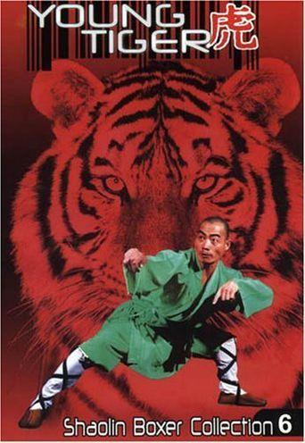 The Young Tiger Poster