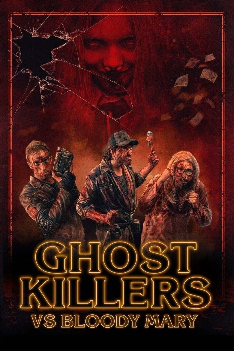 Ghost Killers vs. Bloody Mary Poster
