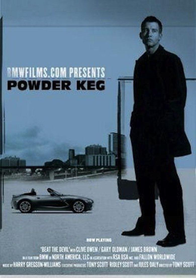 Powder Keg Poster