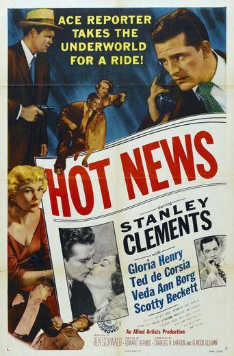 Hot News Poster