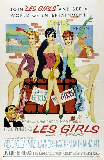 Watch Les Girls