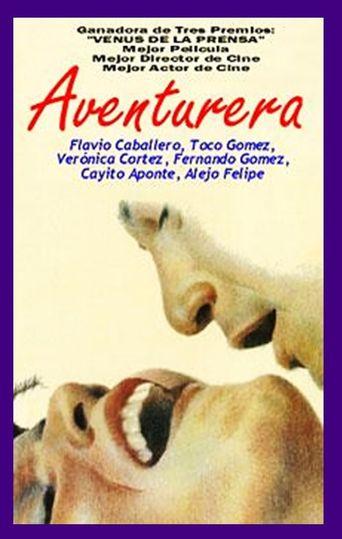 Aventurera Poster