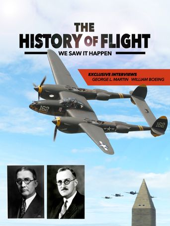 The History of Flight: We Saw It Happen Poster