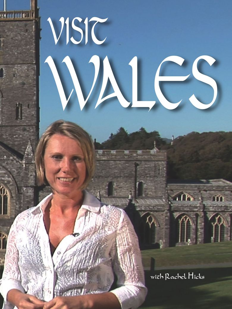 Visit Wales with Rachel Hicks Poster