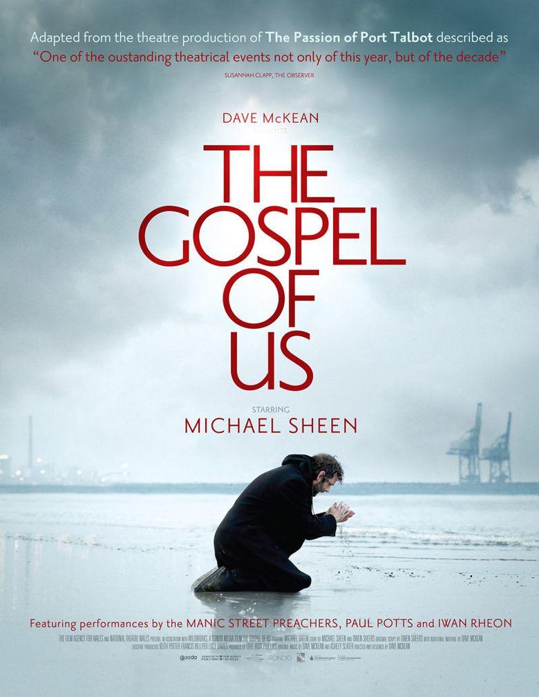 The Gospel of Us Poster