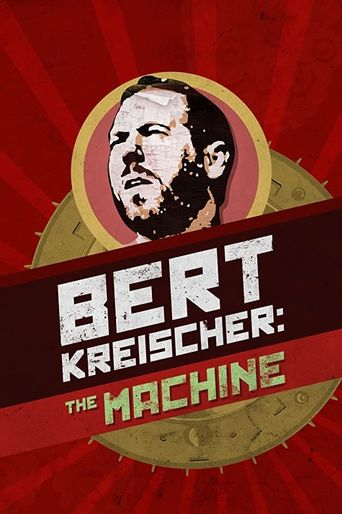Bert Kreischer: The Machine Poster