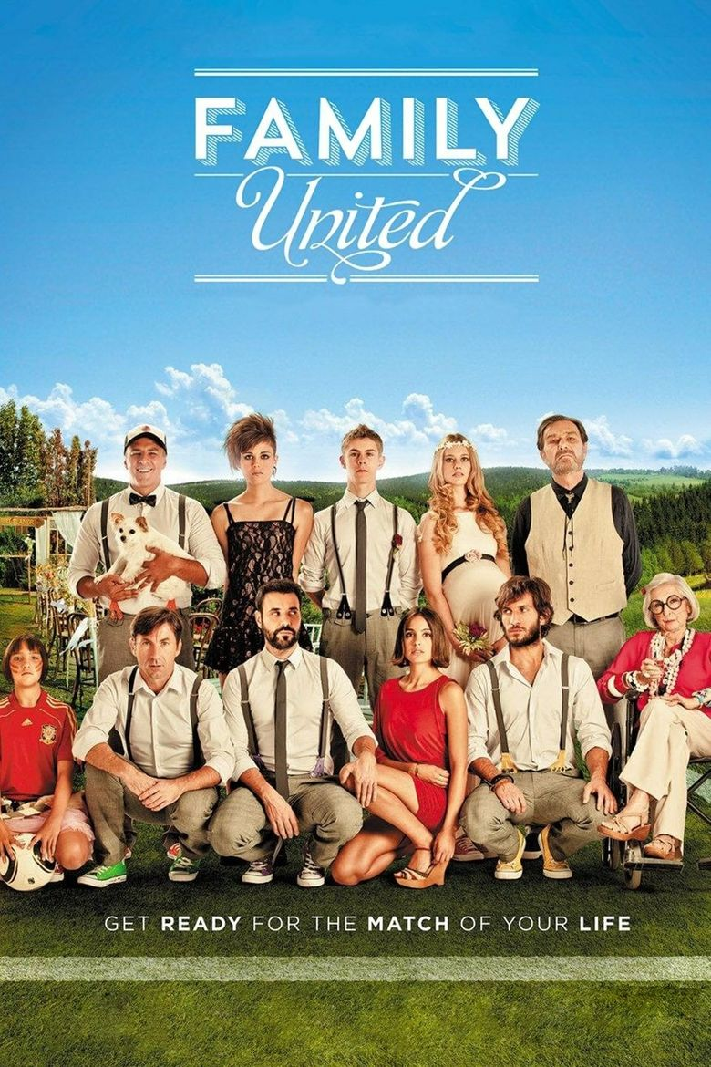 Family United Poster