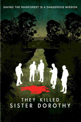 They Killed Sister Dorothy Poster