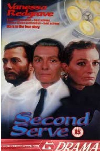 Second Serve Poster