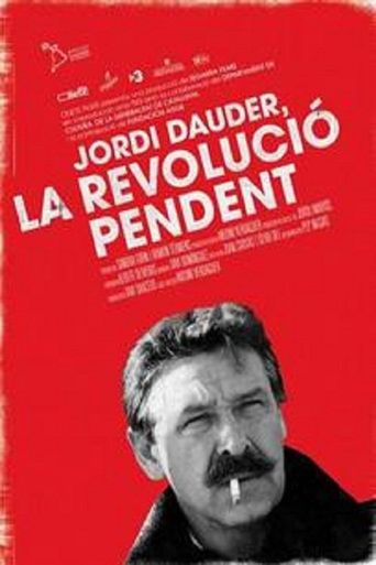 Jordi Dauder, la revolució pendent Poster