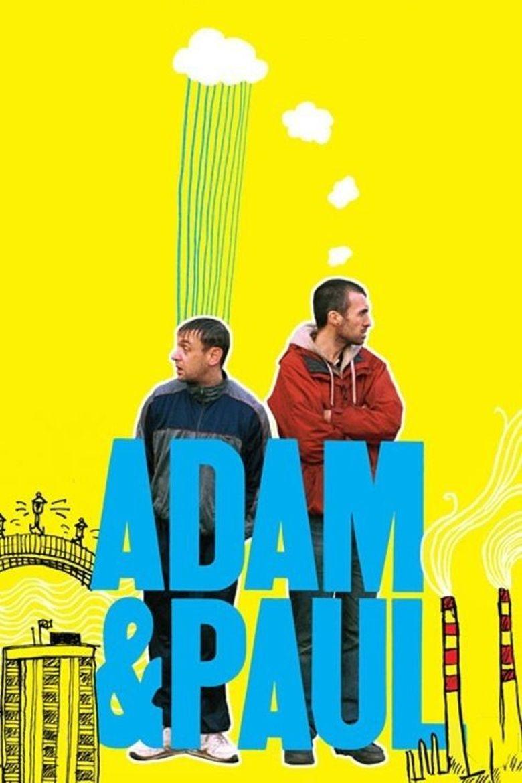 Adam & Paul Poster