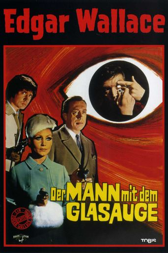 The Man with the Glass Eye Poster