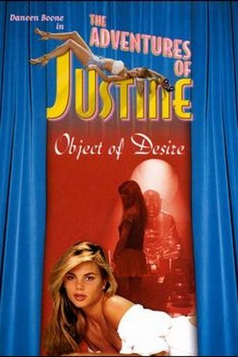 Justine: Wild Nights Poster