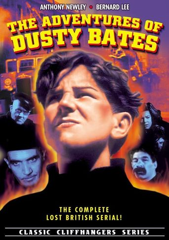 The Adventures of Dusty Bates Poster