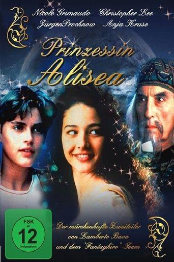 Princess Alisea Poster