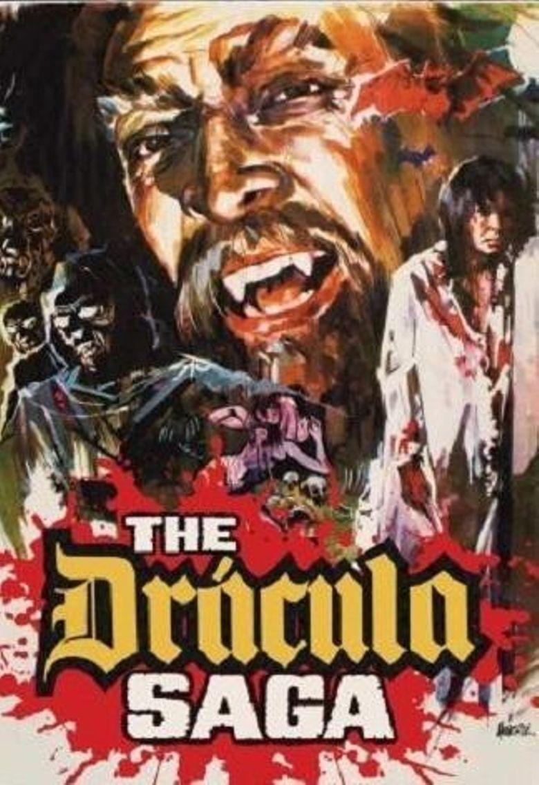 The Dracula Saga Poster