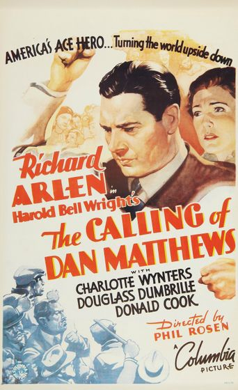 The Calling of Dan Matthews Poster