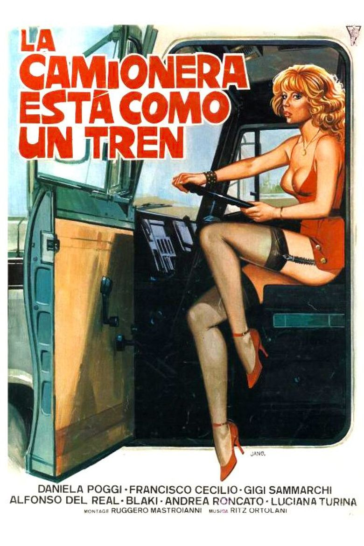 I camionisti Poster