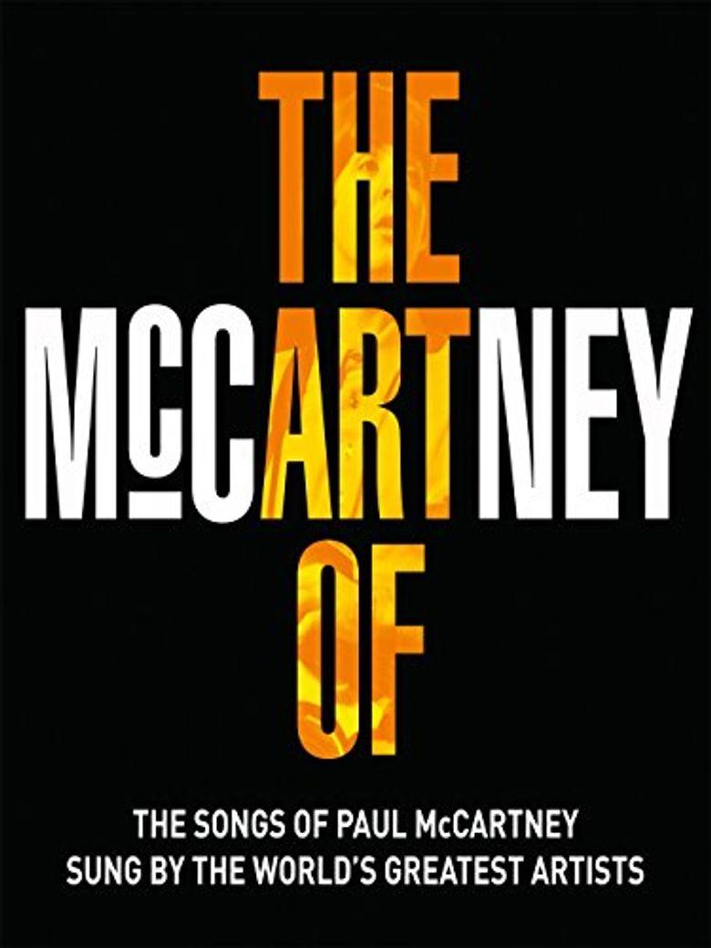 The Art of McCartney Poster