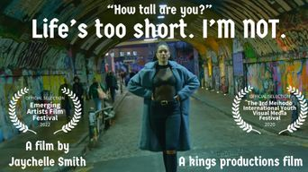 Life's too short: I am not Poster