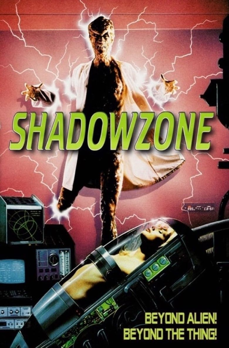 Shadowzone Poster
