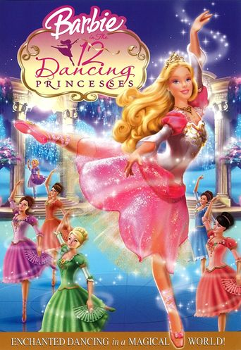 Barbie in the 12 Dancing Princesses Poster