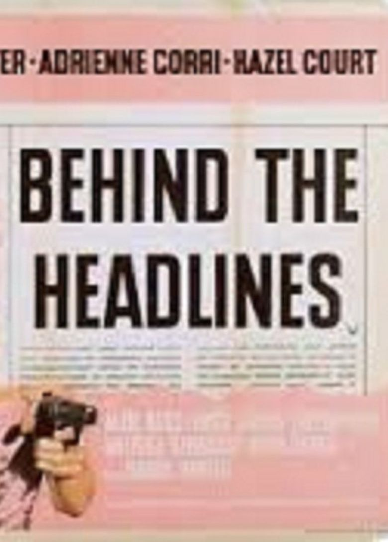 Behind the Headlines Poster