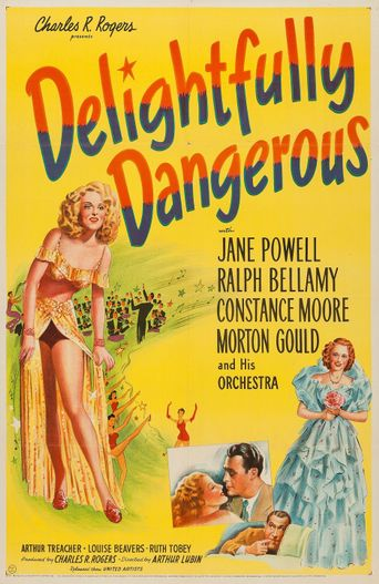 Delightfully Dangerous Poster