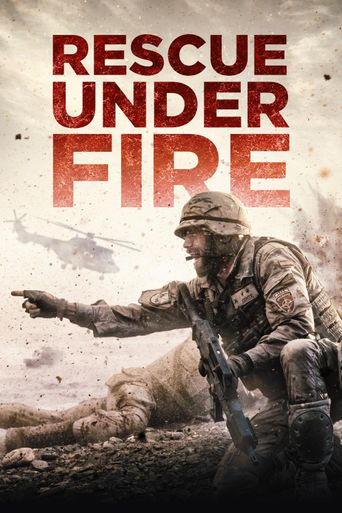 Rescue Under Fire Poster