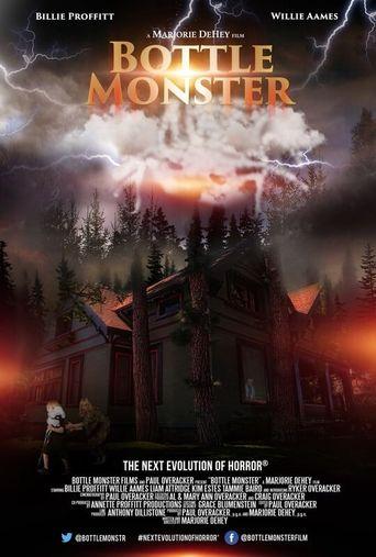 Bottle Monster Poster