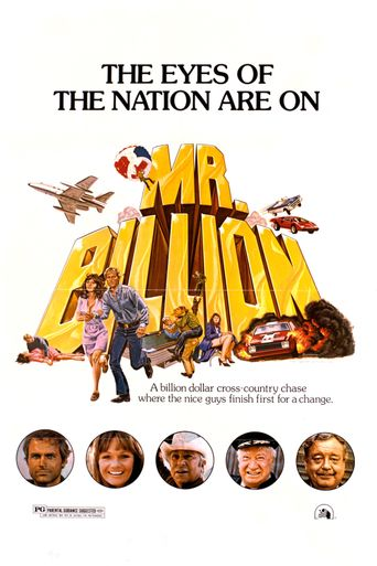 Mr. Billion Poster
