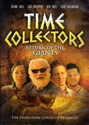Time Collectors: Return of the Giants Poster