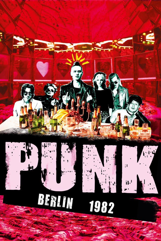 Tod den Hippies!! Es lebe der Punk! Poster