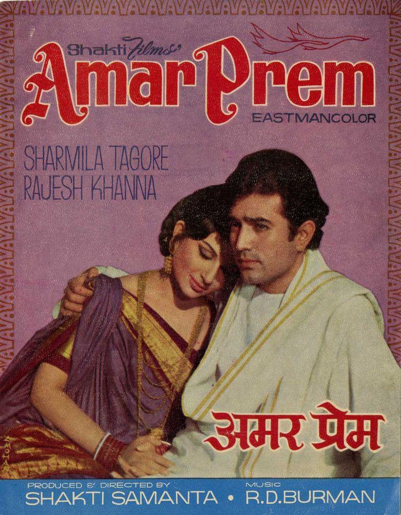 Amar Prem Poster