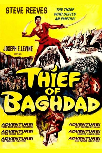 The Thief of Baghdad Poster