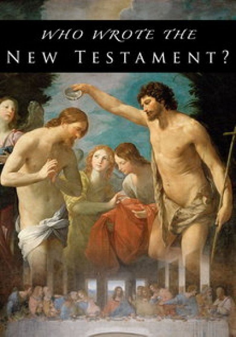 Who Wrote the New Testament? Poster